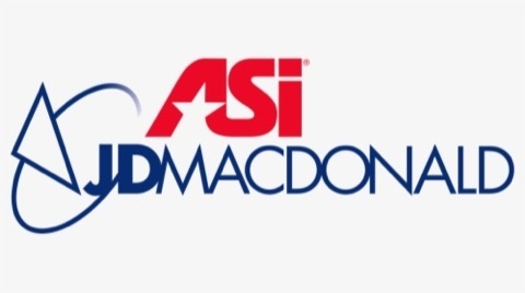Asi JD McDonald Logo - Click to go through to the Asi JD McDonald Website for more great Commercial Washroom Hardware