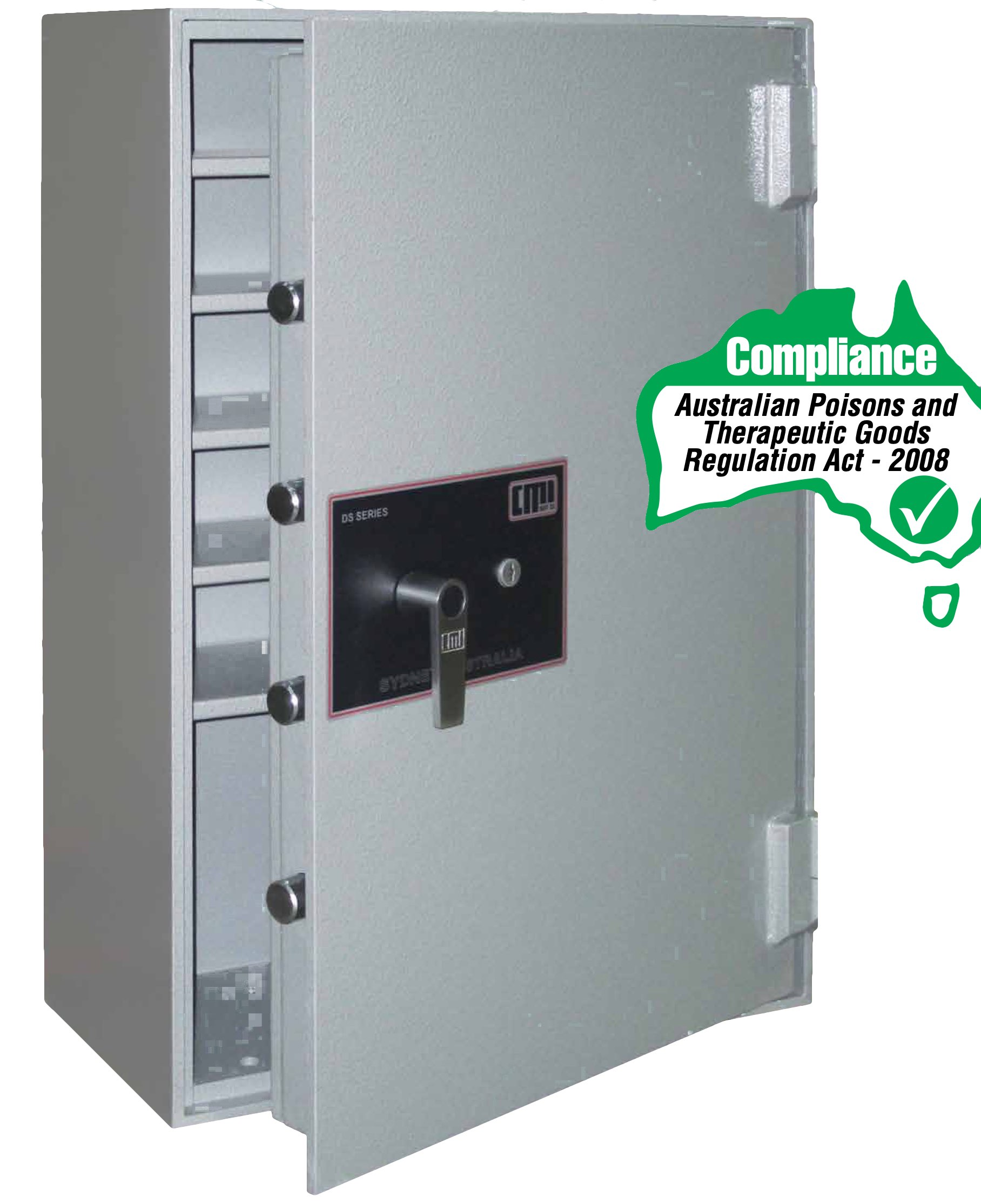 CMI DS900 Drug Safe