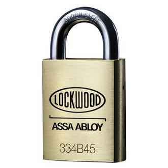 334/45 Lockwood Padlock