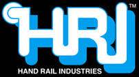 Hand Rail Industries Logo - Click to go through to HRI Website for Grab Rail Information